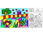Seni Pop Art Untuk Anak