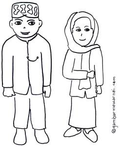 Image Result For Sketsa Rumah Adat